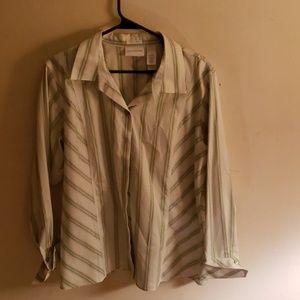 A Liz Claiborne dress shirt